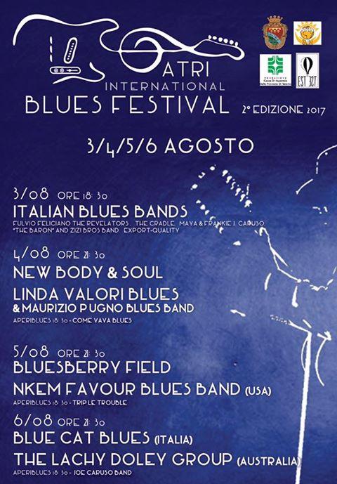 ATRI international Blues Festival